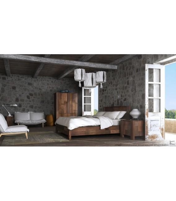 Organik Bed Frame