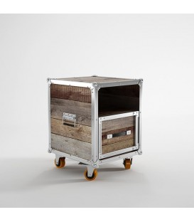 Roadie Side Table w/ 1 Drawer