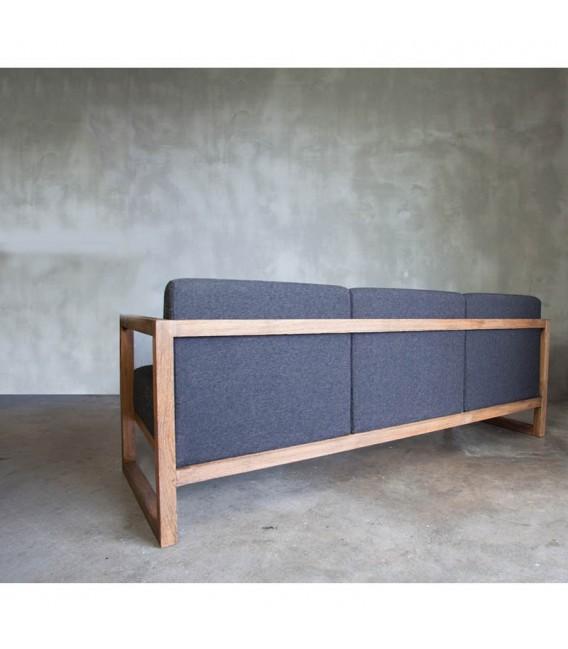 Mountain 3-seater Hybrid Sofa