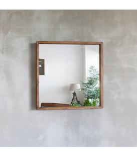 Mountain Square Mirror