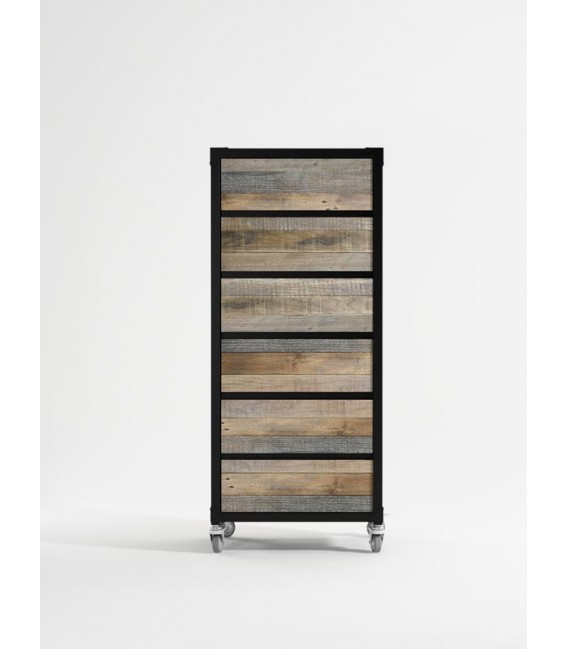Atelier K Chest of 6 Drawers