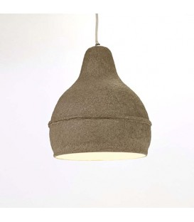 Paper Pulp Lamp