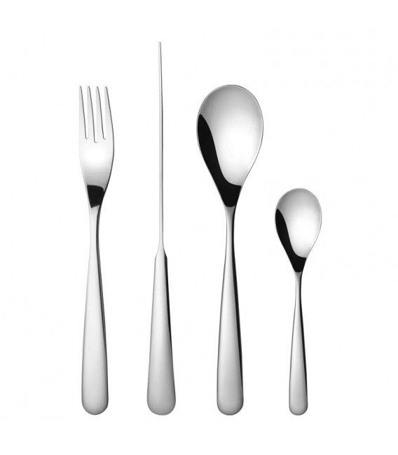 Century (Chrome) Set of 16