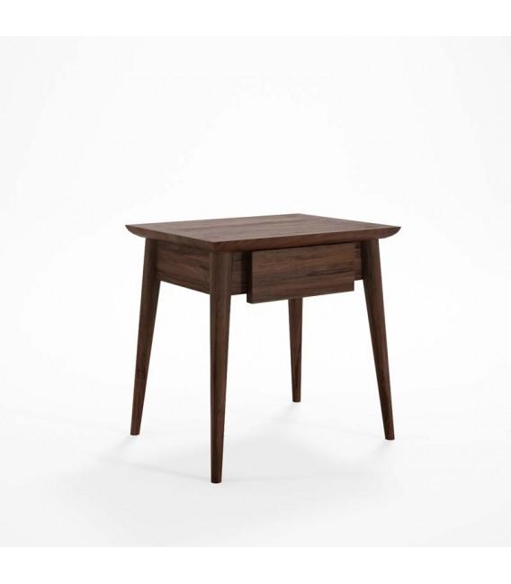 Vintage Bedside Table w/ Drawer