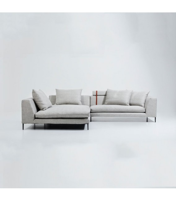 Peak L-Shaped Modular Sofa