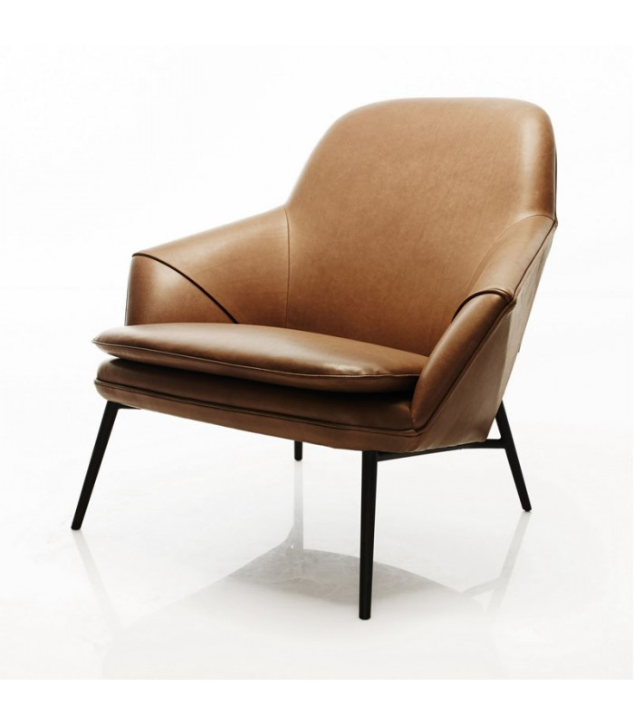 Hug Lounge Chair - Mountain Teak