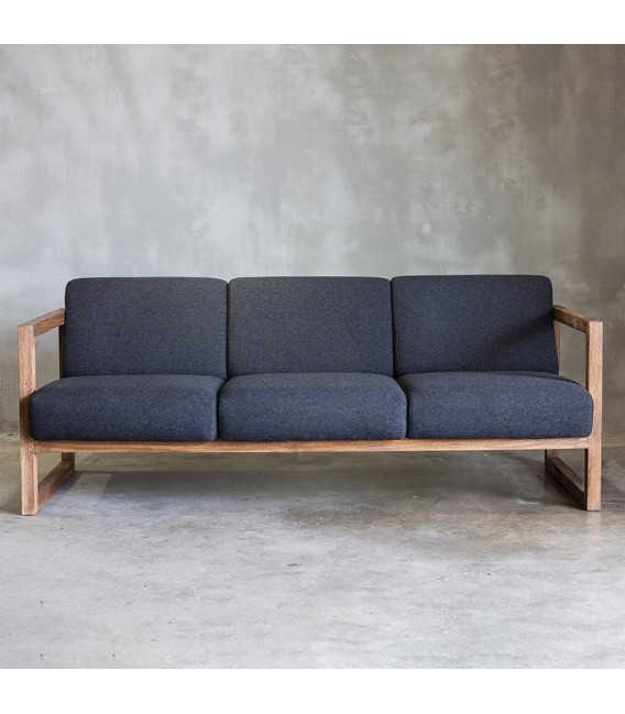 Mountain 3-seater Hybrid Sofa