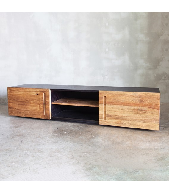 Mountain TV console