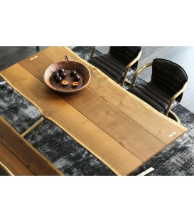 Wishbone Light Dining Table