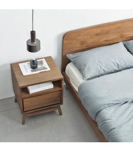 Twist 1-Drawer Bedside Table