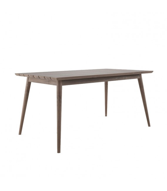 Vintage Outdoor Dining Table
