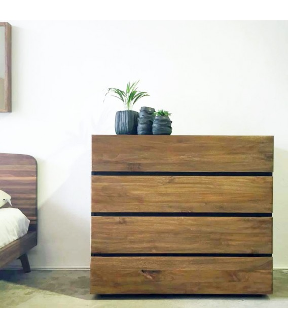 Mountain 4-Drawer Chest