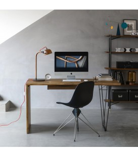 Flo Desk 1-drawer