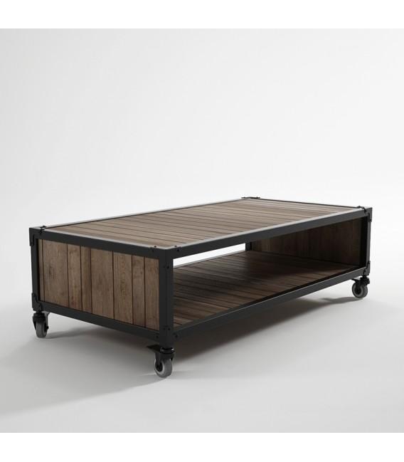 Atelier K工坊系列滑輪咖啡桌