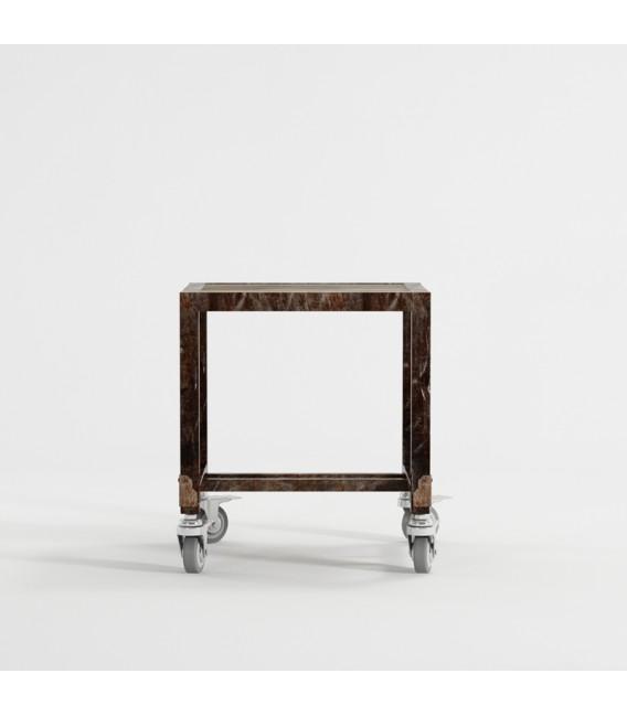 Atelier K工坊系列滑輪矮凳