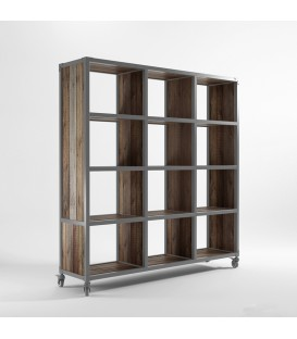 Atelier K 12 Compartment Storage Unit