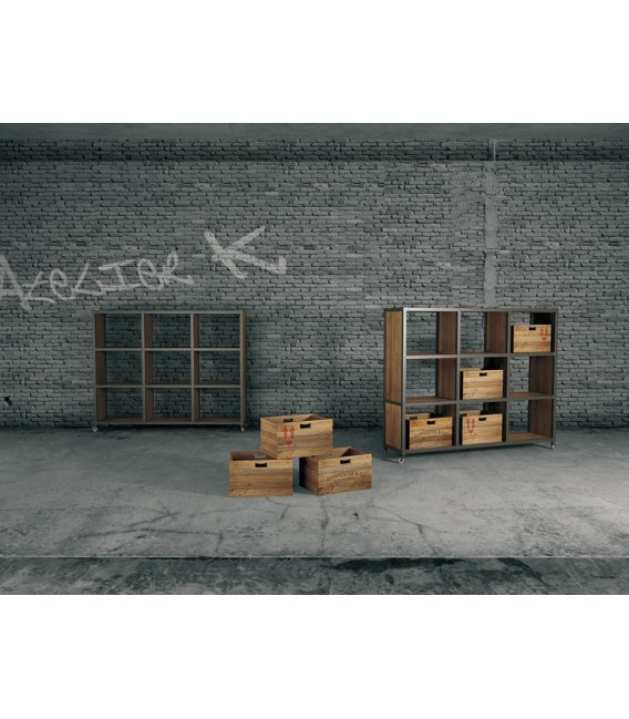 Atelier K Storage Crate Boxes