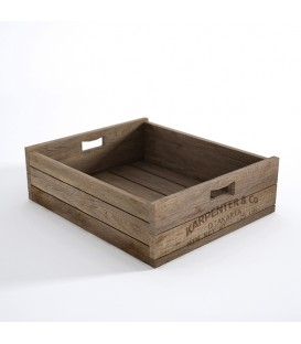 Atelier K Storage Crate Box (Flat)