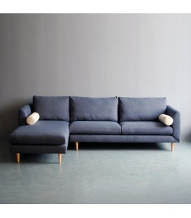 BLEU L-Shaped Sofa