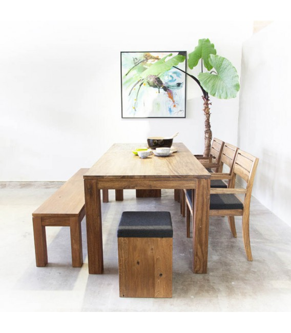 Mountain Dining Arm Chair