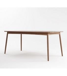 Twist Rectangular Dining Table