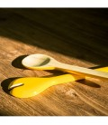 Natural Bamboo Salad Spoon Set