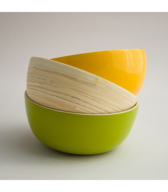 Natural Bamboo Bowl (XS)