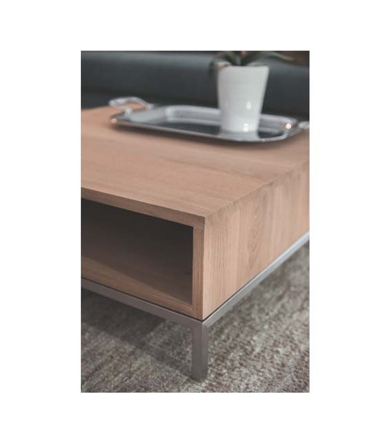 White Lofty Coffee Table