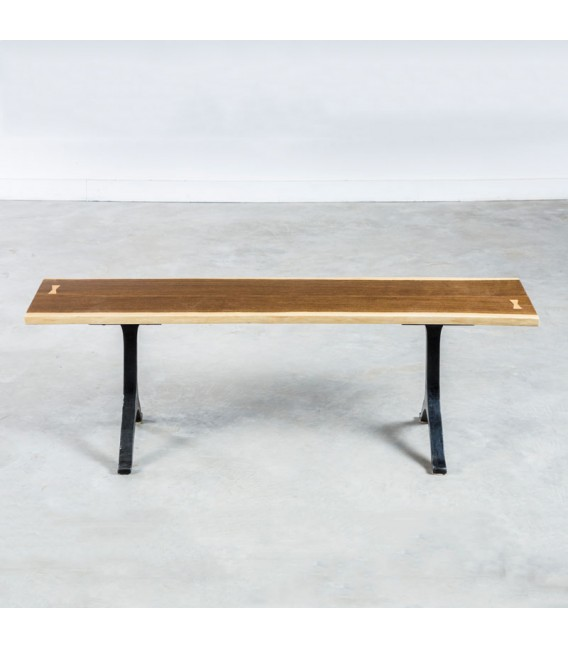 Wishbone Light Bench
