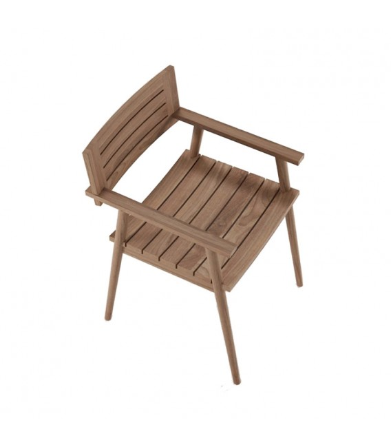 Vintage Outdoor Arm Chair
