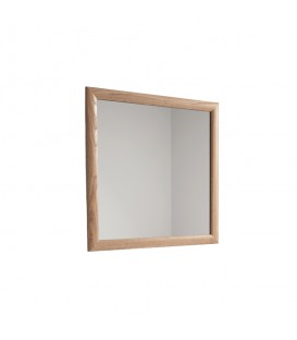 Vintage Square Mirror