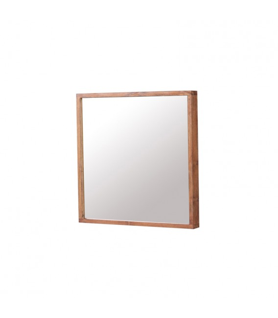 Mountain Square Mirror
