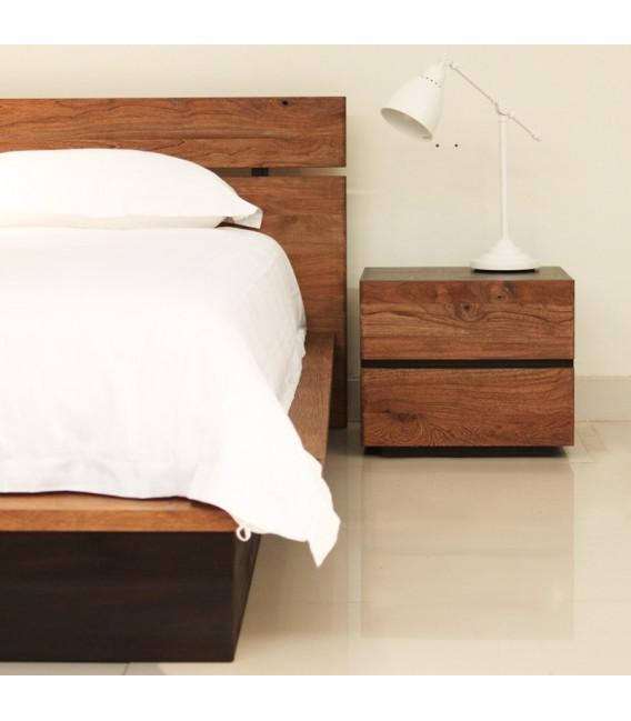 Mountain Storage Bed Frame