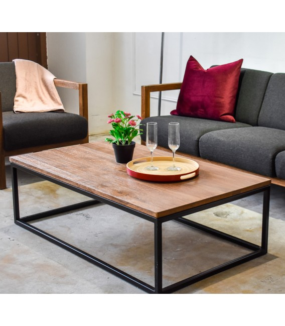 Mountain Rectangular Coffee Table